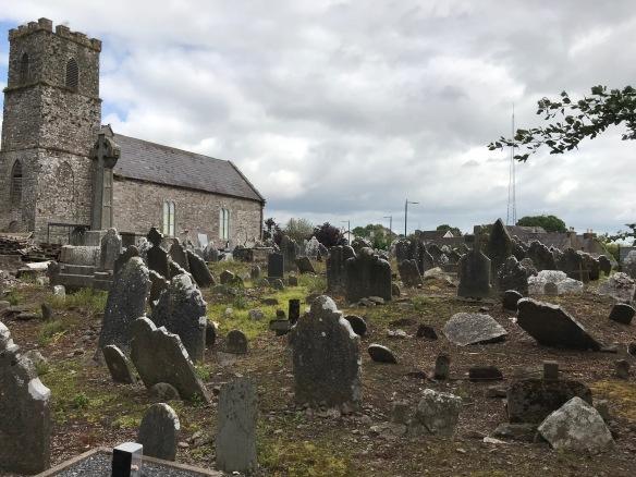 Killeagh Old Graveyard
